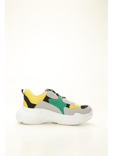 Baqmaq Sneakers Gri